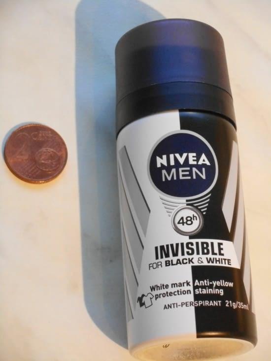 Nivea Men 48h invisible for Black & White !