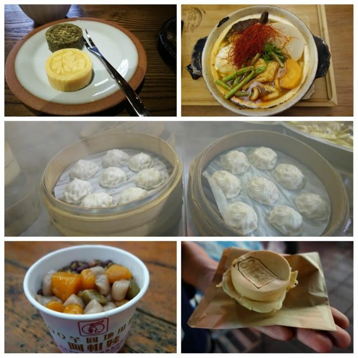 Les délices de Taïwan