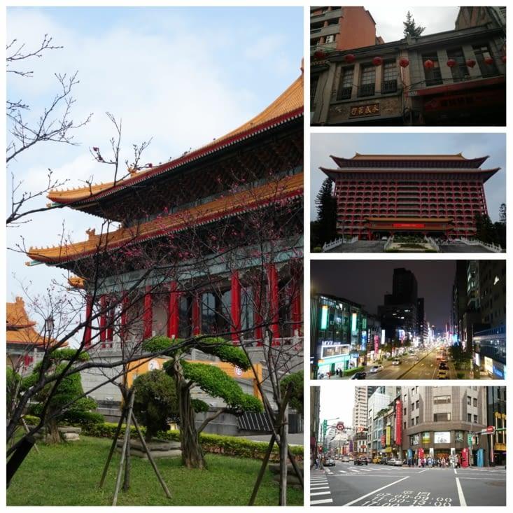 Taipei, une ville pleine de contrastes : entre modernité et traditions