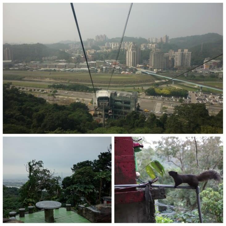 Taipei, côté vert