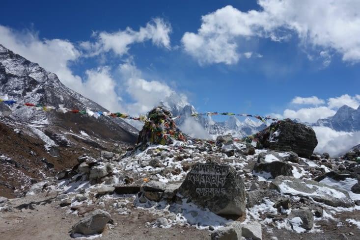 Everest Memorial Chukpi Lhara
