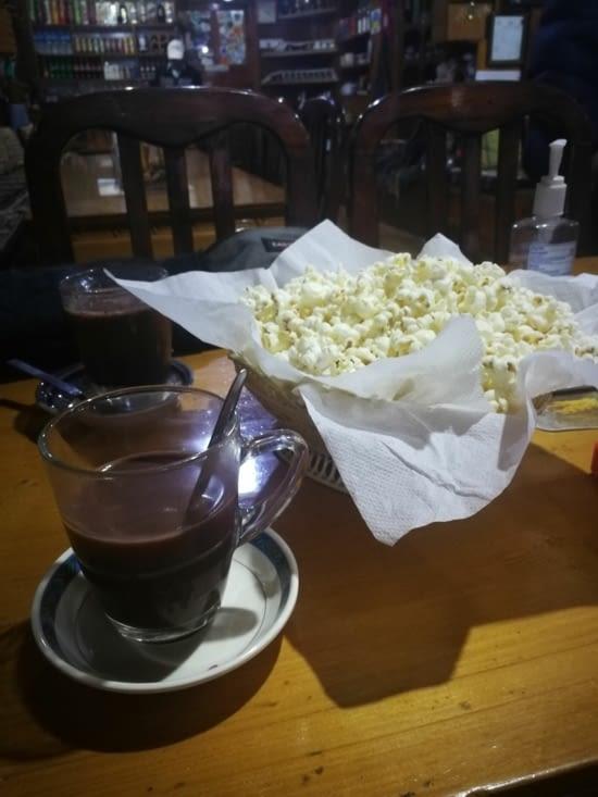 Repos mérité à Lukla 😄