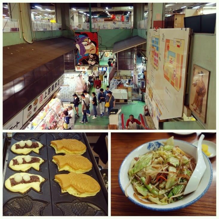 Makishi Public Market de Naha
