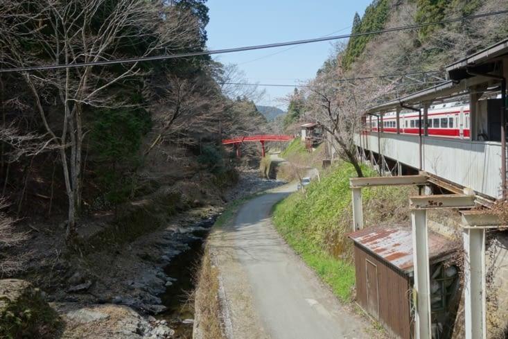 Gare de Gokurakubashi,