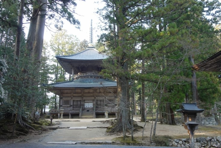 Saitô, pagode de l'Ouest