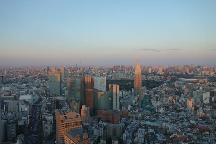 Tokyo, quartier de Shinjuku