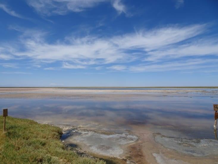 La laguna Cejar