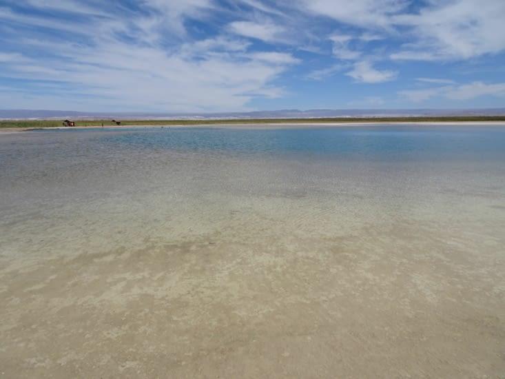 La laguna Piedra