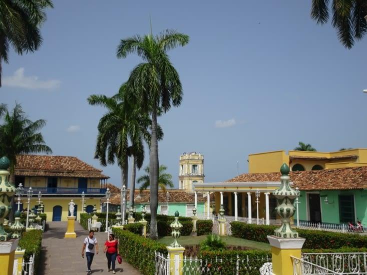 Place centrale