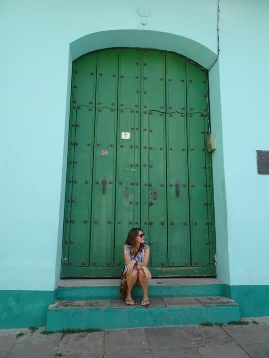 Trinidad et ses belles portes