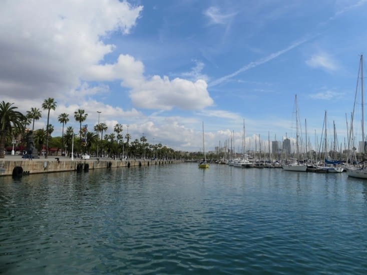 Le port Vell