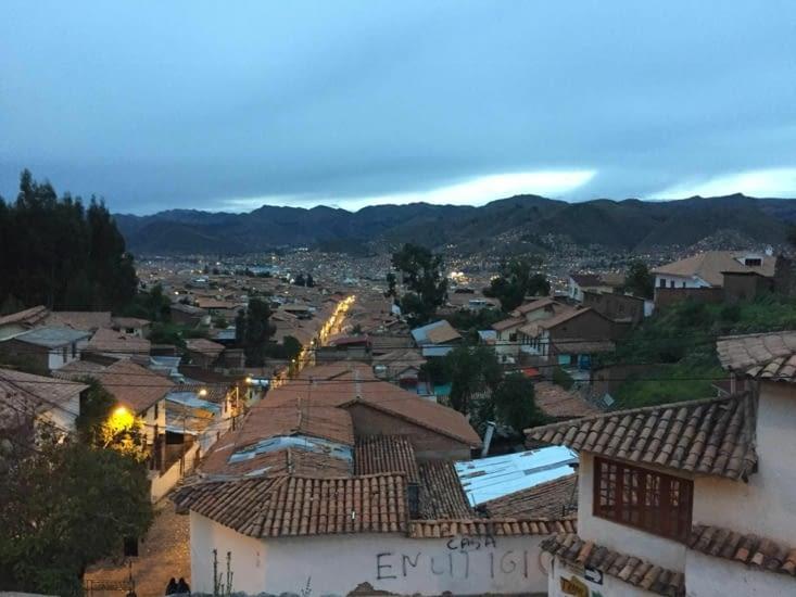 Rue de Cusco