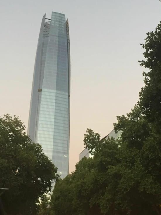 Gran Torre (300 mètres de haut)