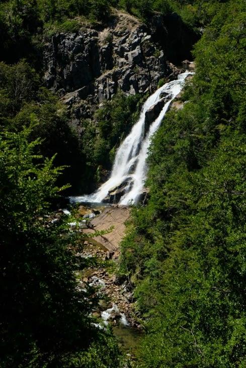 Cascada Vuliñanco