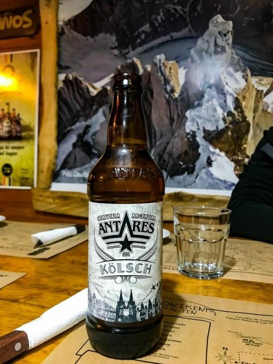 Petite bière artisanale
