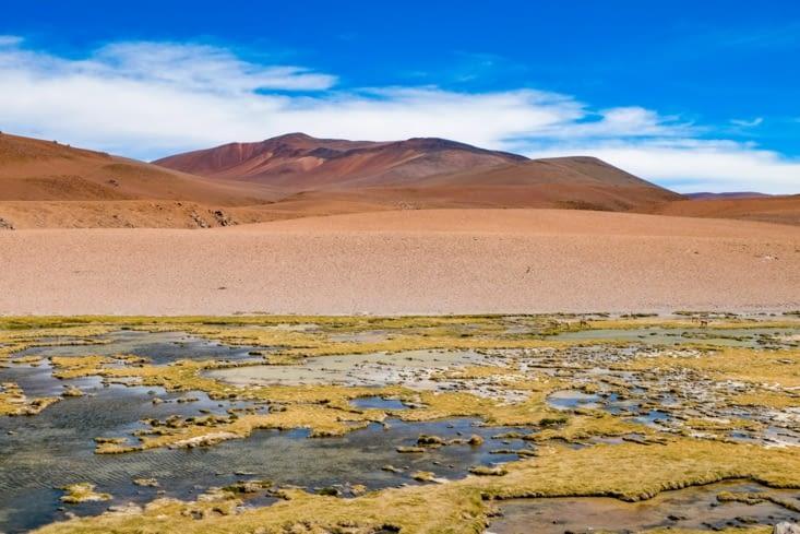 Désert de Tara - Aguada de Quepiaco