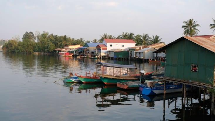 Le village flottant
