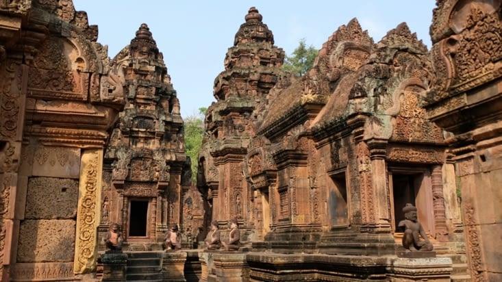 🗿Temple Banteay Srei