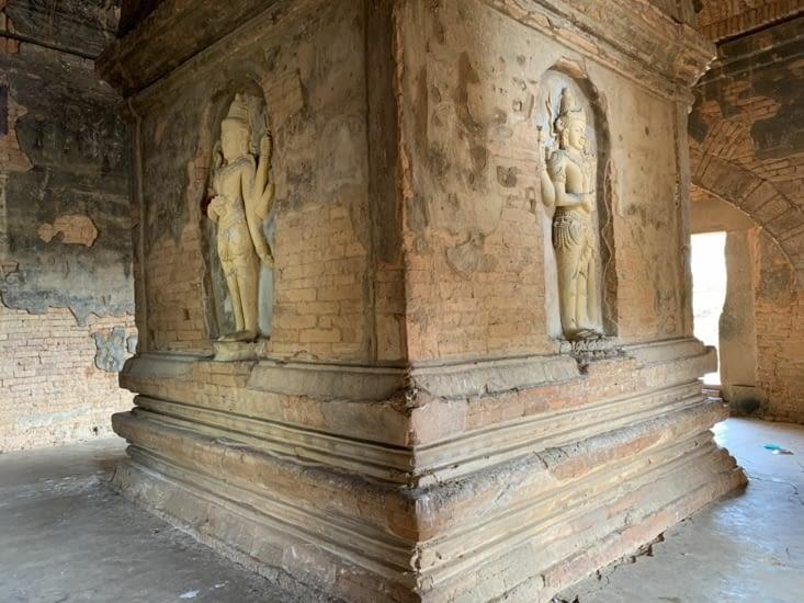 Temple dédié à shiva