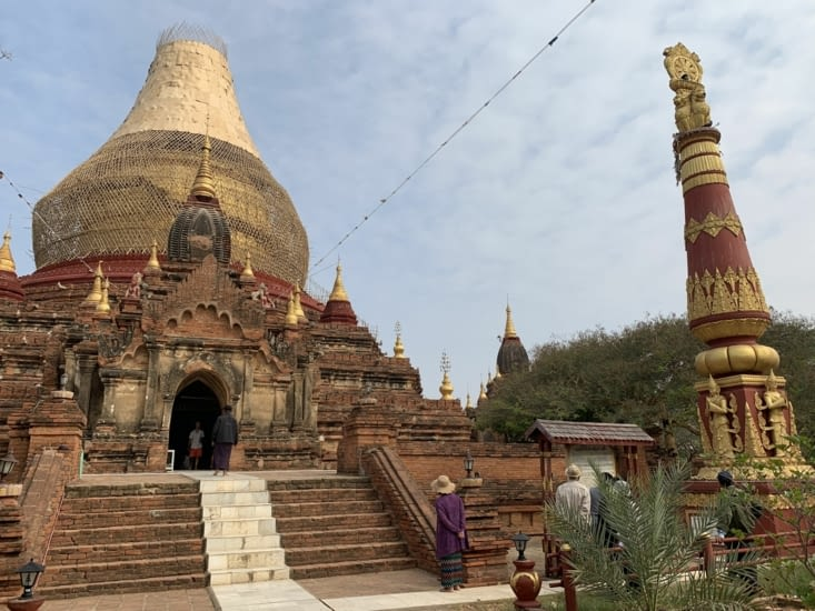 Temple Dhammayakazika