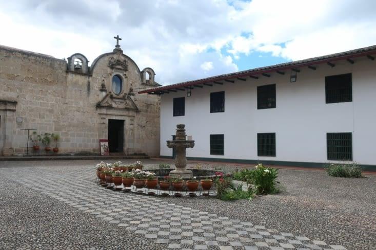 Un ancien couvent