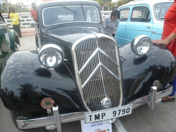 Blog de voyage en inde madras heritage rallye - Garage mercedes nanterre ...