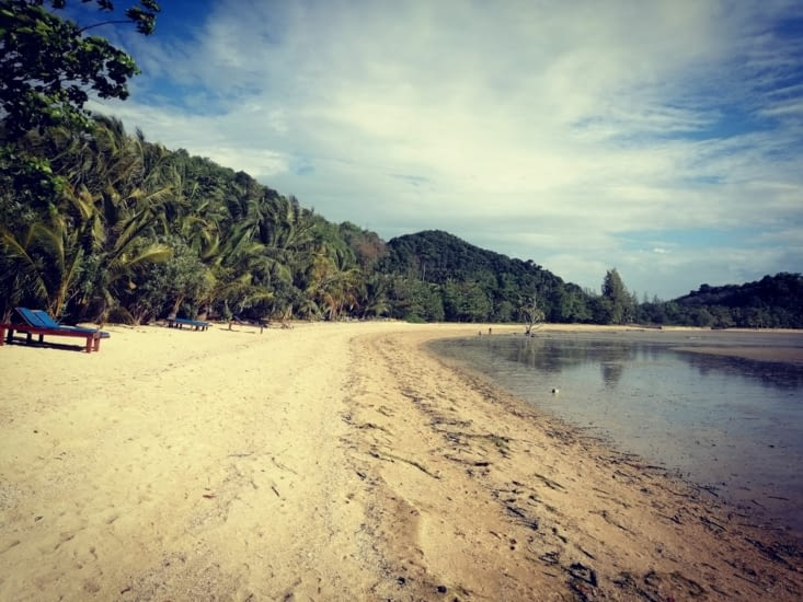 A bientôt Tha Kao Bay.