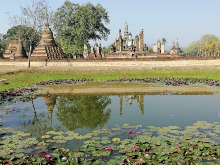 Le Wat Mahathat.