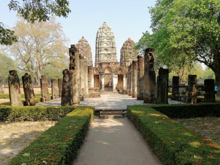 Le Wat Si Sawat.
