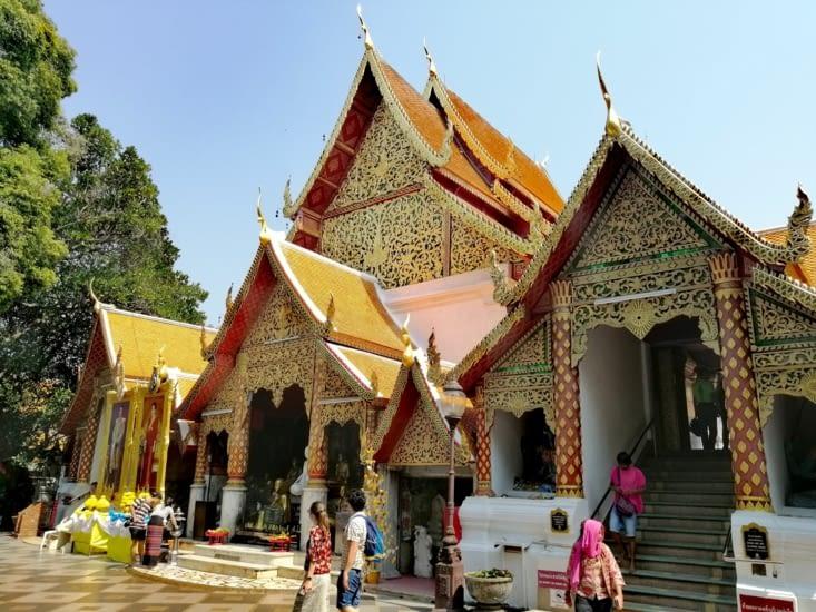 Le Wat Doi Suphet.