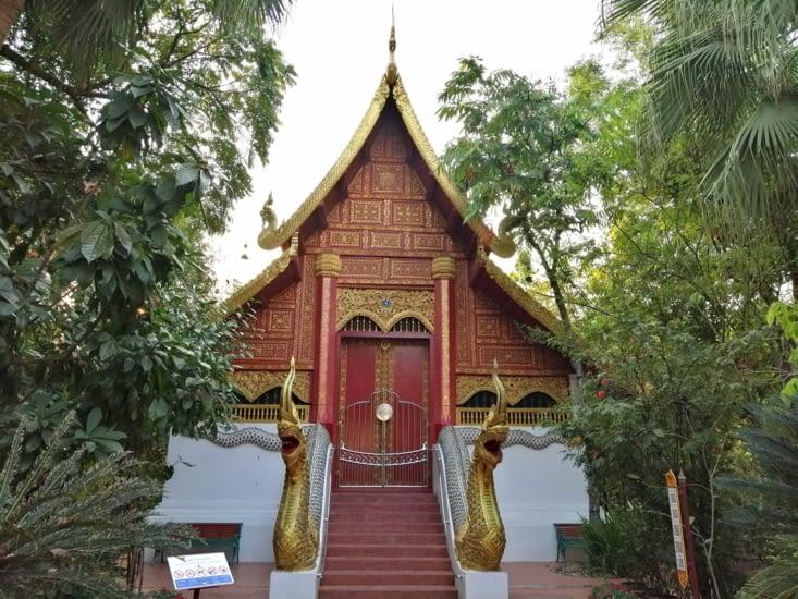 Le Wat Phra Kaeo.