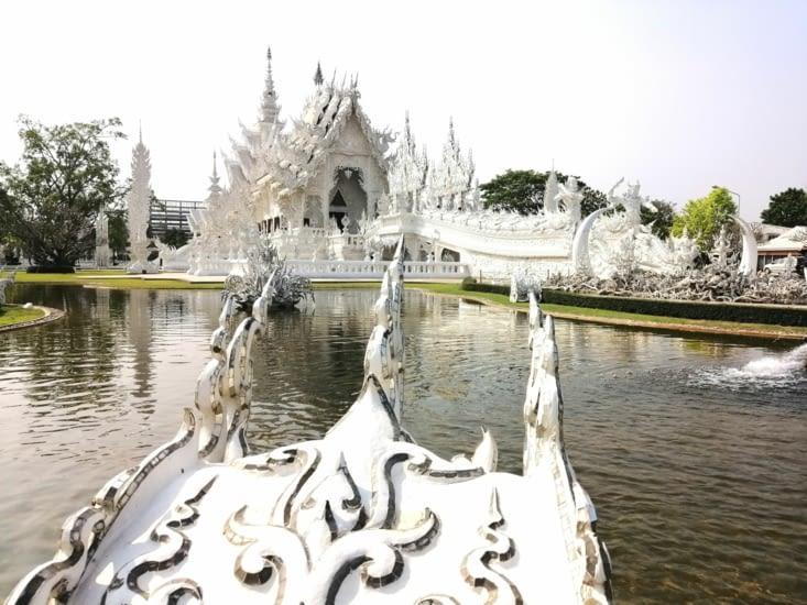 Le White Temple.