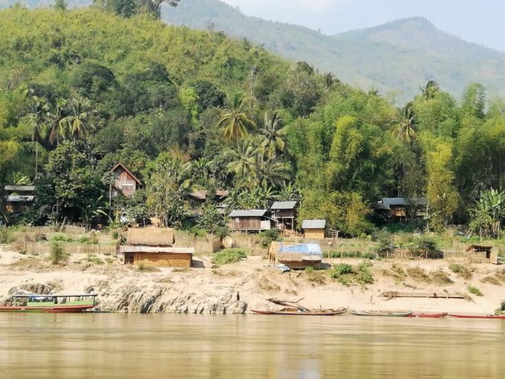 Un autre village.