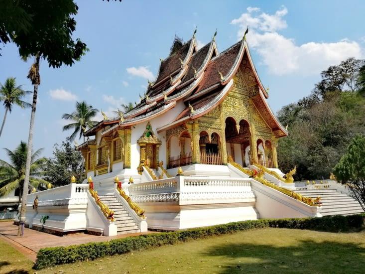 Le temple du grand palais.