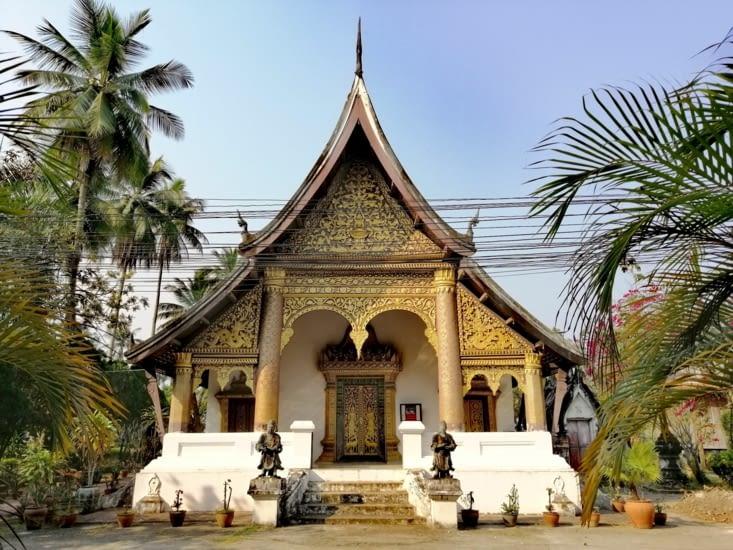Le Wat Choum.