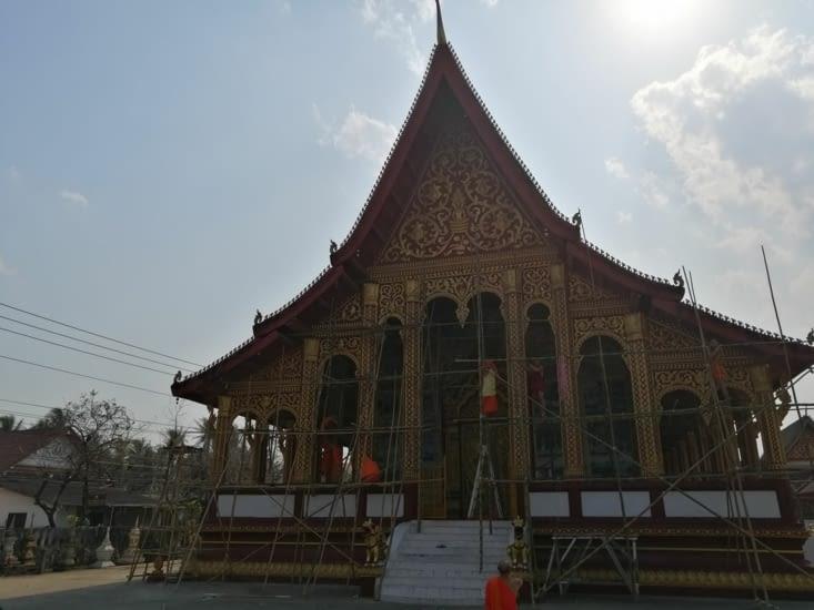 Le Wat Manorom.