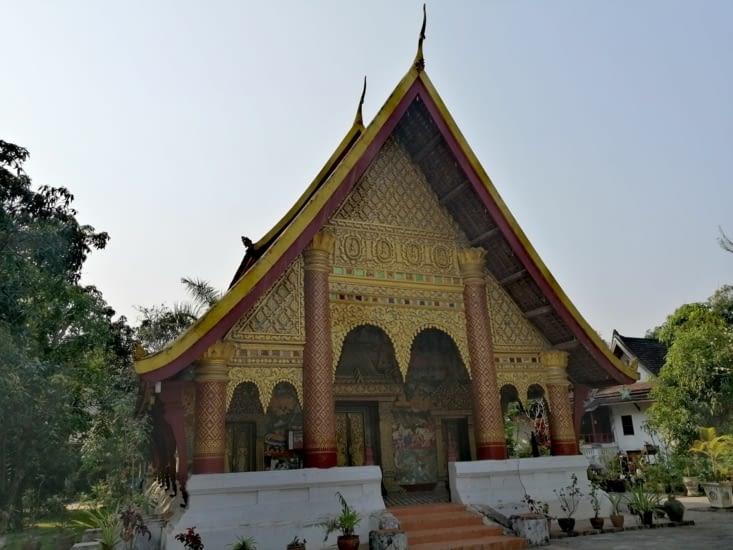 Le Wat Xieng Mouane.