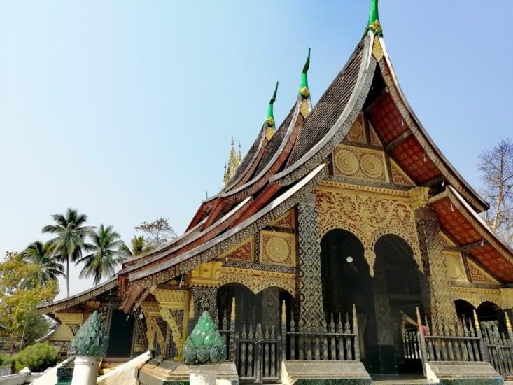Le Wat Xieng Thong.
