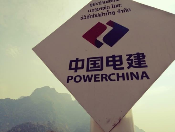 Investissement chinois.