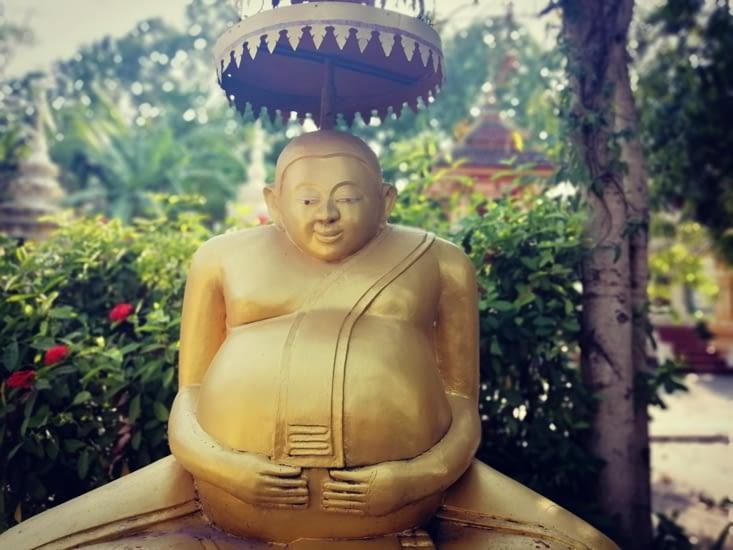 Bouddha boudiné