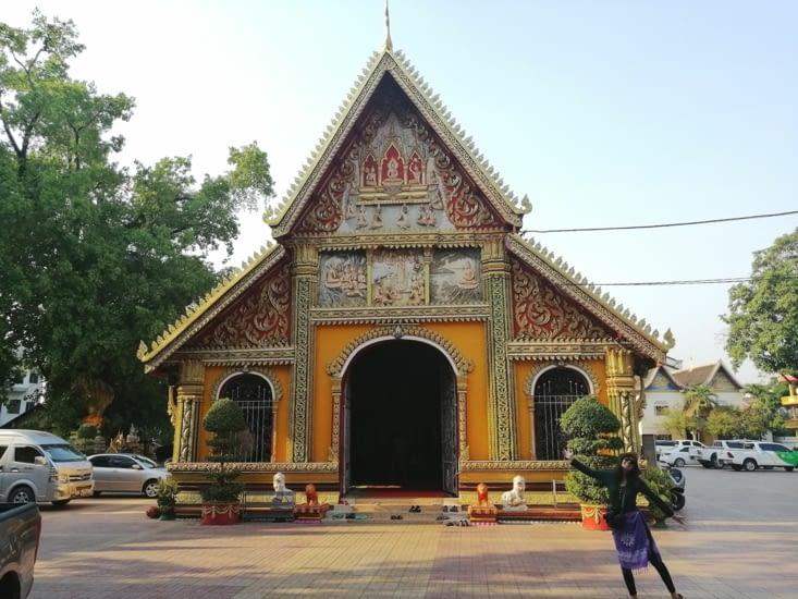 Le temple Simuang