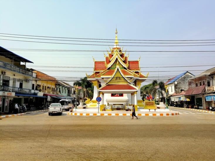 Centre ville de Thakhek.
