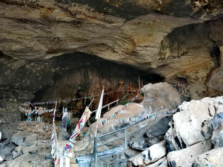 La grotte de l'éléphant.