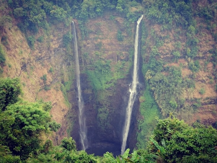Tad Fan waterfall