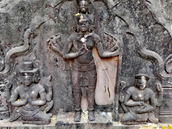 Shiva, maître des dieux.