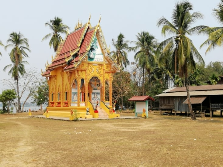 Temple d'or.