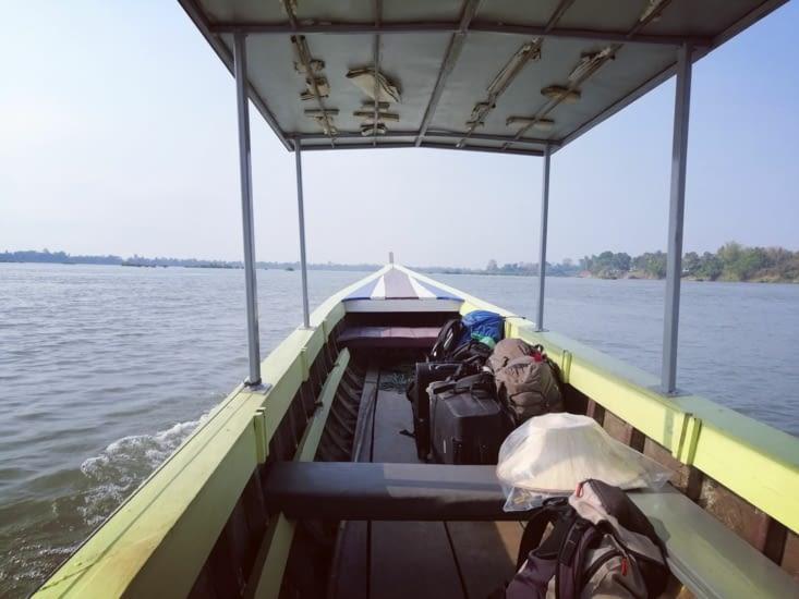Descente du Mekong.