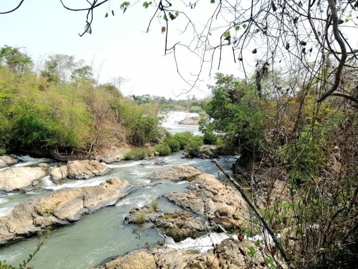 Khon PA Sai waterfall.