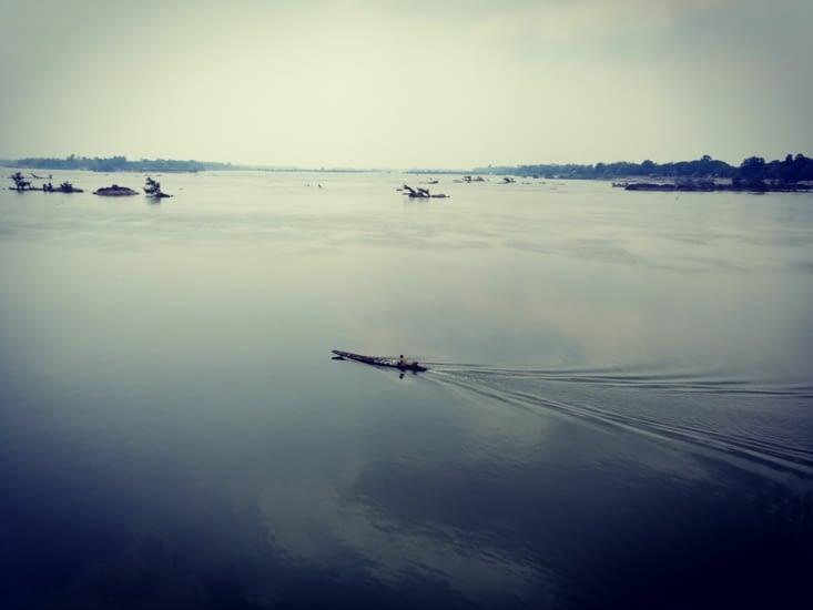 Le Mekong en majesté.