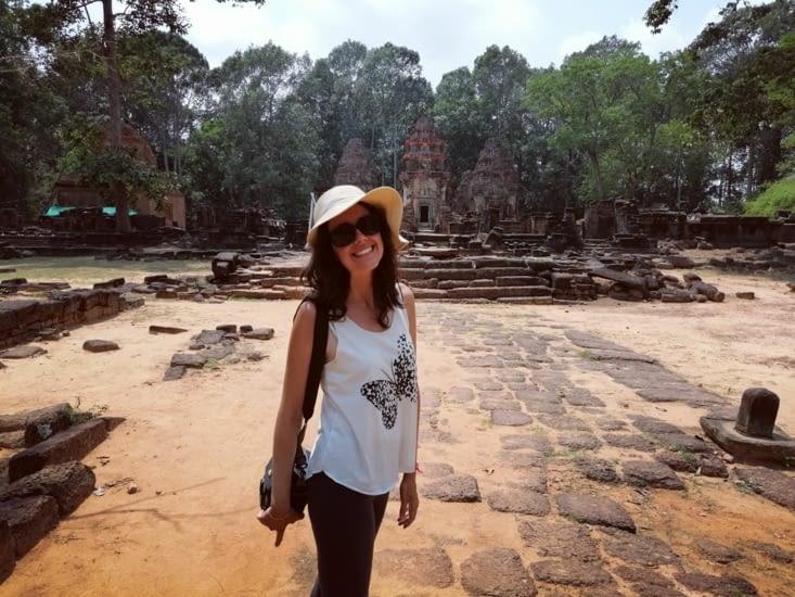 Angkor un temple.